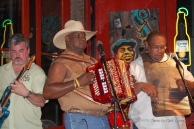 Jay-B & The Zydeco Posse | Highland Village, TX | Zydeco Band | Photo #4