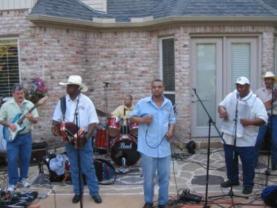 Jay-B & The Zydeco Posse | Highland Village, TX | Zydeco Band | Photo #17