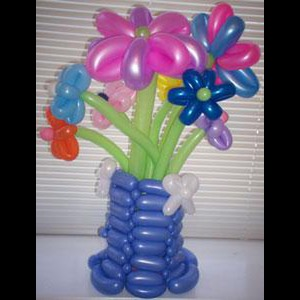Wrightstown Balloon Twister | Balloons & Face Painting By Cookie