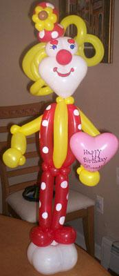 Balloons & Face Painting By Cookie | Randolph, NJ | Balloon Twister | Photo #4