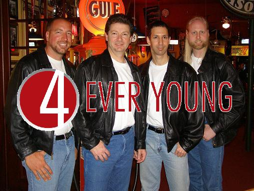 4 Ever Young - Oldies A Cappella Group - Dallas, TX