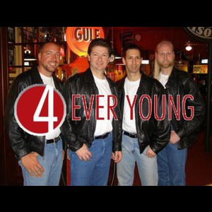 Ben Wheeler Barbershop Quartet | 4 Ever Young