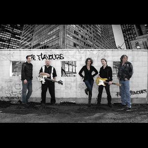 Lone Grove Cover Band | The Flavours