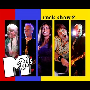 Montgomery 80s Band | The M-80s