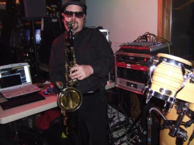 Gary V. Solo Musician and DJ Service | Uniontown, PA | Saxophone | Photo #4