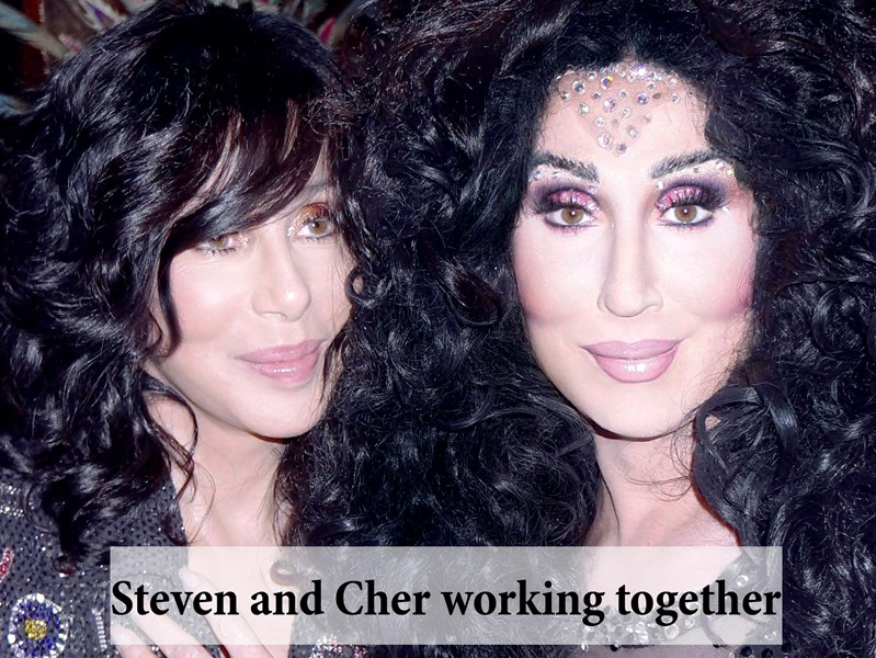 Cher Impersonator- Steven Andrade - Cher Impersonator - New York City, NY