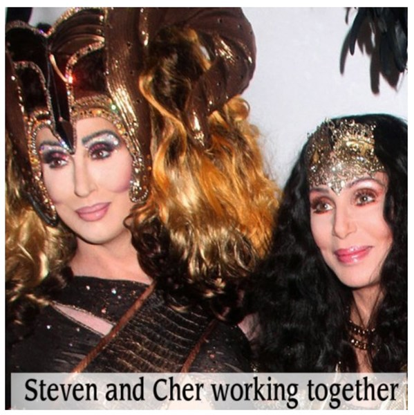 Cher Impersonator- Steven Andrade - Cher Impersonator - New York, NY