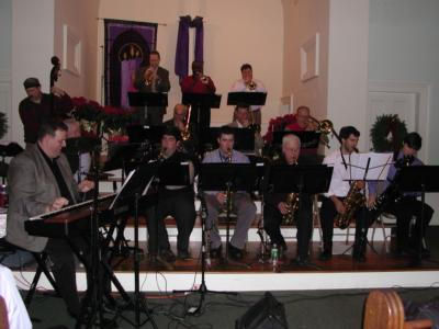 Chris Humphrey Big Band | Kennebunk, ME | Jazz Band | Photo #2