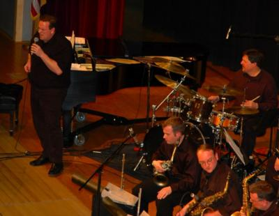 Chris Humphrey Big Band | Kennebunk, ME | Jazz Band | Photo #7