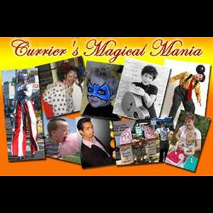 Currier's Magical Mania - Face Painter - Wrightstown, NJ