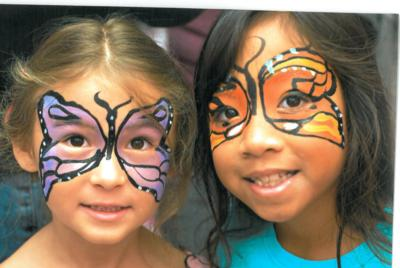 About Face Painting Henna Glitter & Balloon Art | Ventura, CA | Face Painting | Photo #14