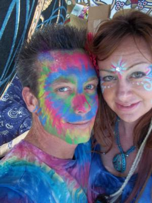 About Face Painting Henna Glitter & Balloon Art | Ventura, CA | Face Painting | Photo #6