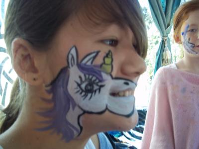 About Face Painting Henna Glitter & Balloon Art | Ventura, CA | Face Painting | Photo #20