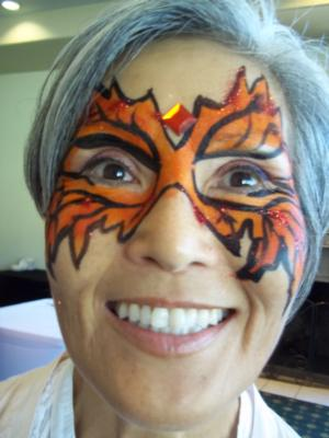 About Face Painting Henna Glitter & Balloon Art | Ventura, CA | Face Painting | Photo #2