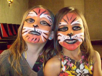 About Face Painting Henna Glitter & Balloon Art | Ventura, CA | Face Painting | Photo #3