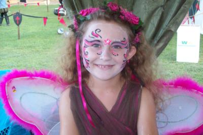 About Face Painting Henna Glitter & Balloon Art | Ventura, CA | Face Painting | Photo #4