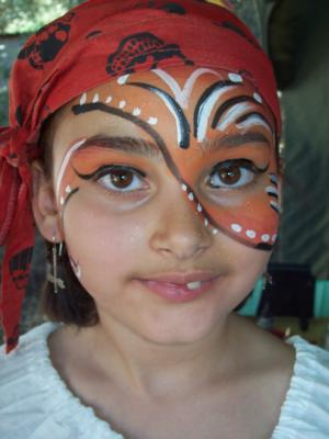 About Face Painting Henna Glitter & Balloon Art | Ventura, CA | Face Painting | Photo #17