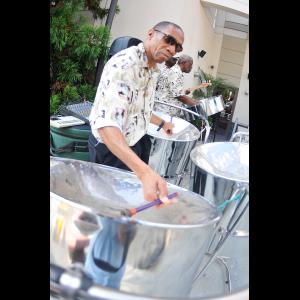 Hustontown Reggae Band | CAISO SteelBand