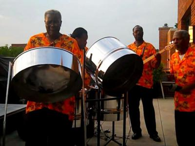 CAISO SteelBand | Washington, DC | Steel Drum Band | Photo #11