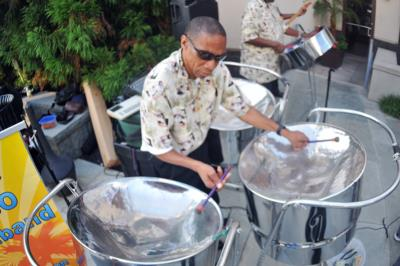 CAISO SteelBand | Washington, DC | Steel Drum Band | Photo #12