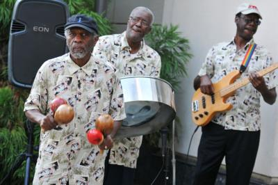 CAISO SteelBand | Washington, DC | Steel Drum Band | Photo #10