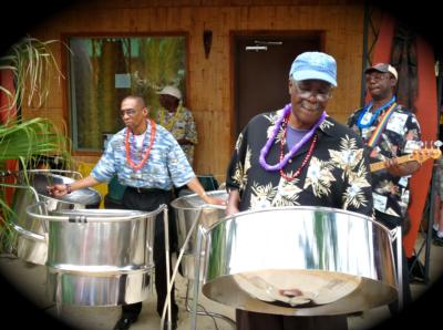 CAISO SteelBand | Washington, DC | Steel Drum Band | Photo #18