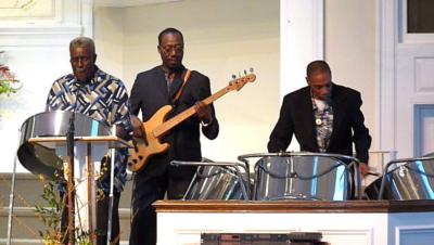 CAISO SteelBand | Washington, DC | Steel Drum Band | Photo #13