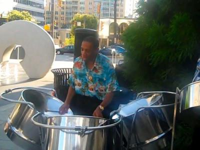 CAISO SteelBand | Washington, DC | Steel Drum Band | Photo #8