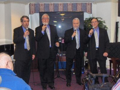 The Glen Echoes | Rockville, MD | Barbershop Quartet | Photo #3