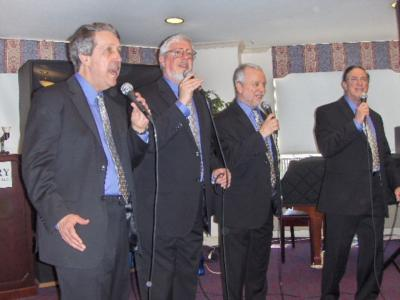 The Glen Echoes | Rockville, MD | Barbershop Quartet | Photo #5