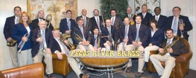 Pecos River Brass | Dallas, TX | Big Band | Photo #1