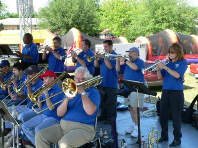Pecos River Brass | Dallas, TX | Big Band | Photo #4