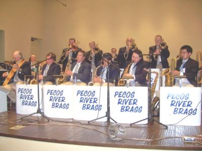 Pecos River Brass | Dallas, TX | Big Band | Photo #6