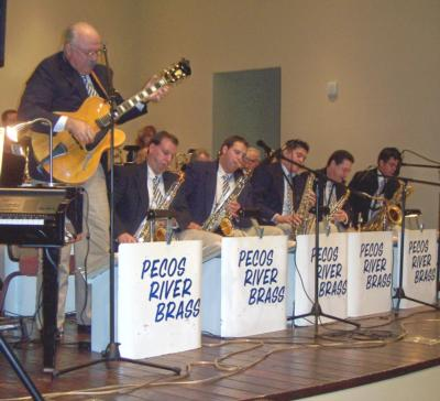 Pecos River Brass | Dallas, TX | Big Band | Photo #7