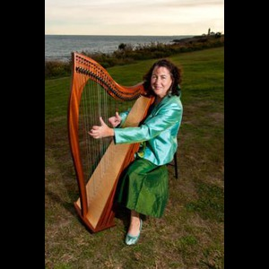 Boston Harpist | Mary King