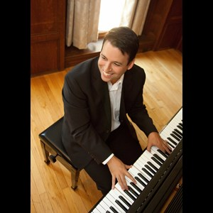 Oakdale Pianist | David Becherer