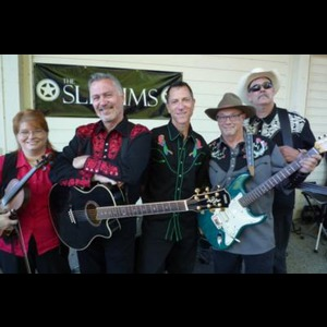 Roosevelt Bluegrass Band | The SlimJims