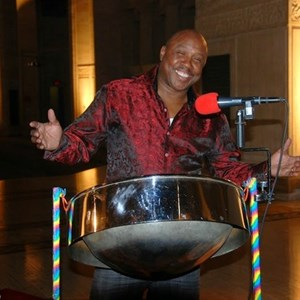 East Orange, NJ Steel Drummer | Sterling C Sample's Island Music Steel drums LLC