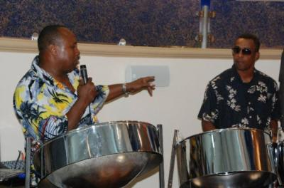 Sterling C Sample's Island Music Steel drums LLC | East Orange, NJ | Steel Drum | Photo #19