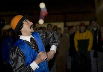 Keith Leaf - Amazing Fire Juggler | East Hampton, NY | Juggler | Photo #20