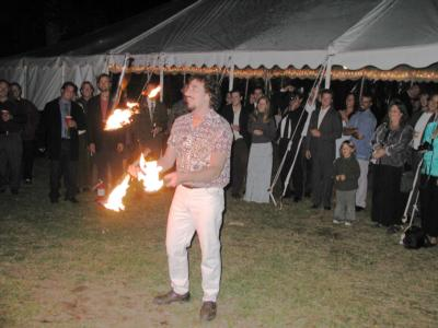 Keith Leaf - Amazing Fire Juggler | East Hampton, NY | Juggler | Photo #22