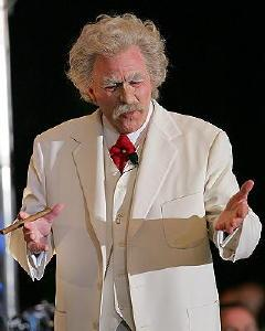 Mike Randall - Mark Twain Impersonator - Buffalo, NY