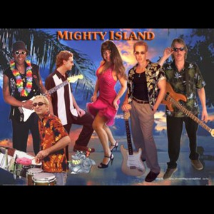 Palm Springs Steel Drum Musician | Craig's Mighty Island