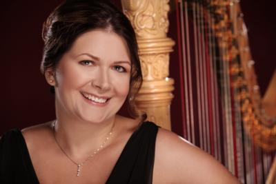 Melissa Tardiff Dvorak Harpist | Falls Church, VA | Classical Harp | Photo #12
