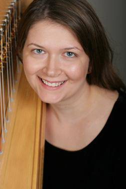 Melissa Tardiff Dvorak Harpist | Falls Church, VA | Classical Harp | Photo #1