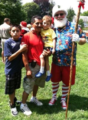 Santa Billy | Ivoryton, CT | Santa Claus | Photo #18