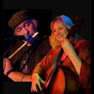 Banner Folk Duo | Muzette