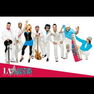 Los Angeles Variety Band | La Allstars Entertainment
