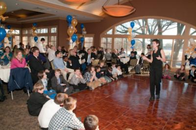 Awarded #1 2012 Comedy Hypnotist Cheryl | Davenport, IA | Hypnotist | Photo #25