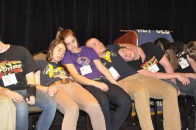 Awarded #1 2012 Comedy Hypnotist Cheryl | Davenport, IA | Hypnotist | Photo #20